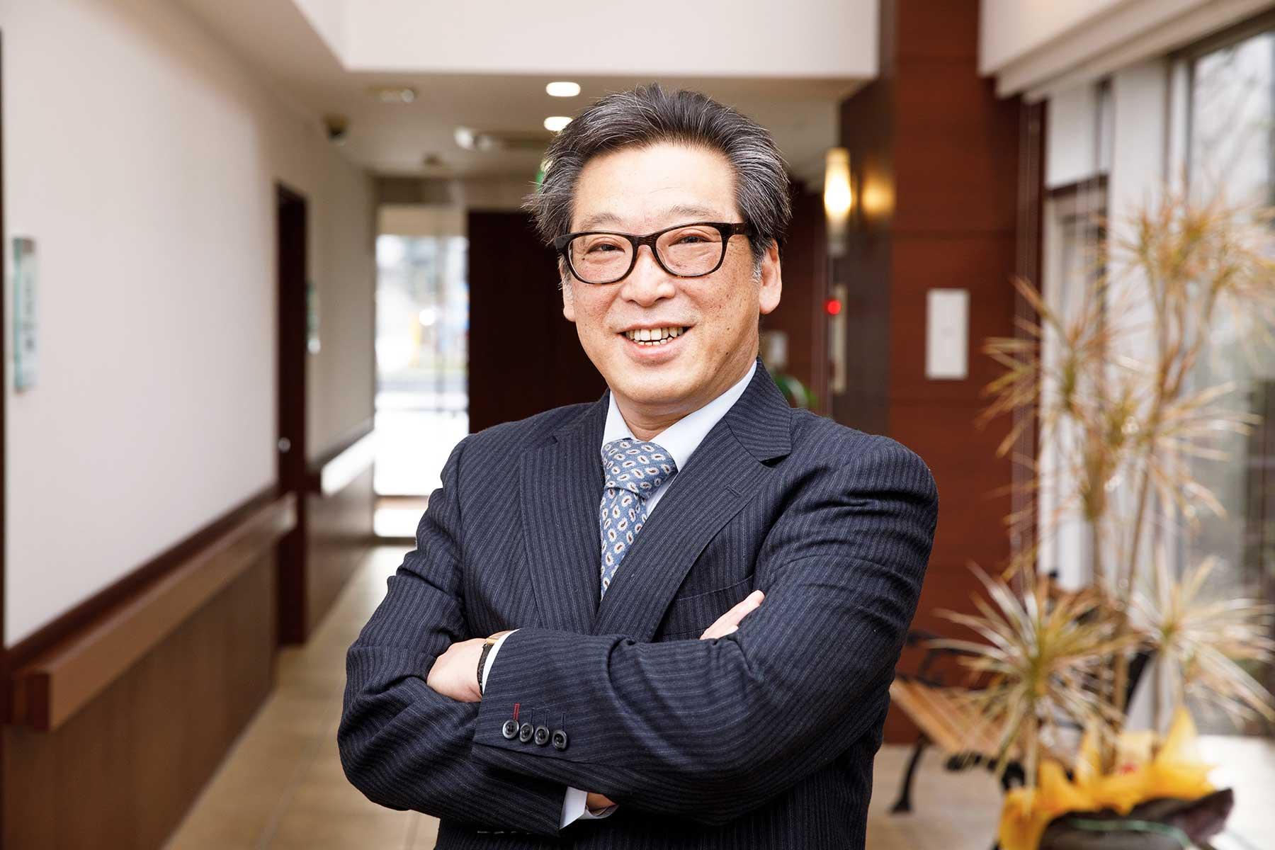 株式会社モルス 代表あいさつ